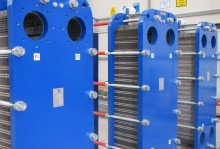 Anti-scale devices for plate heat exchangers