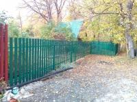 Забор под ключ в Горелом Хуторе