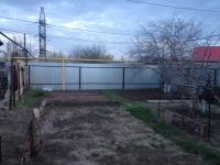Был установлен забор в г. Самара (Мясо Комбинат)