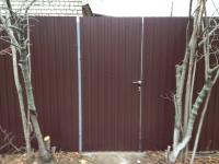 Забор под ключ в с. Старая Бинарадка