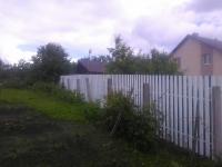 Установлен забор в Сокские Зори