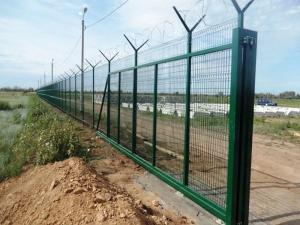 Забор 3D Fensys